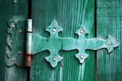 Fragmento das portas Imagens de Stock