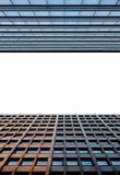 Fragmento de construções modernas Foto de Stock Royalty Free