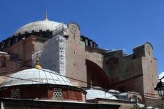 Fragmento de Hagia Sophia Imagen de archivo libre de regalías