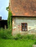 Fragmento de la casa viva Imagen de archivo libre de regalías