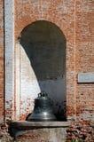 Fragmento de la catedral de Dormition Foto de archivo libre de regalías