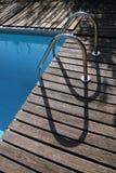 Fragmento de la piscina Fotografía de archivo libre de regalías