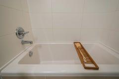 Fragmento de un cuarto de baño de lujo Fotos de archivo libres de regalías