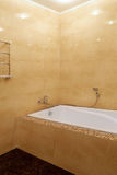 Fragmento de un cuarto de baño de lujo Imagen de archivo