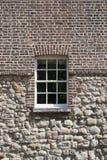 Fragmento del castillo de la torre en Londres Fotos de archivo libres de regalías