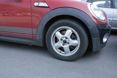 Fragmento del coche Imagen de archivo