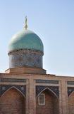 Fragmento del complejo de Khazrat-Imom Fotos de archivo