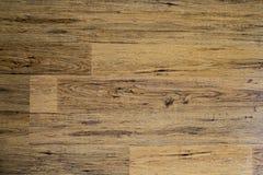 Fragmento del piso de entarimado Imagen de archivo
