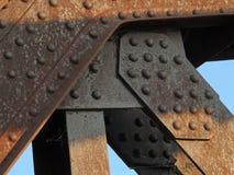 Fragmento del puente Fotografía de archivo libre de regalías