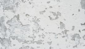 Fragmento detalhado alto da parede pintada velha, patte abstrato foto de stock
