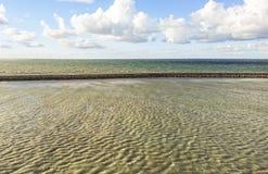 Fragmento do Mar do Norte fotos de stock