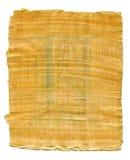 Fragmento do papiro egípcio antigo do templo de Karnak, vale de Thebes, Luxor, Egito Manuscrito antigo, folha do pergaminho fotos de stock