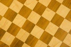 Fragmento dos verificadores ou da placa de xadrez. fotografia de stock