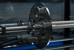 Fragmento industrial Fotos de Stock