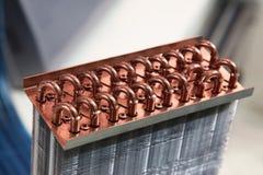 Cambiador de calor Imagenes de archivo