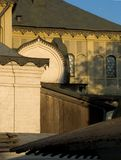 Fragmento ortodoxo da catedral Imagens de Stock Royalty Free