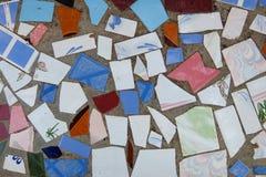 Fragmentos coloridos foto de stock royalty free