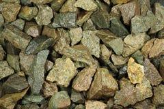 Fragmentos da rocha, textura abstrata Imagens de Stock Royalty Free