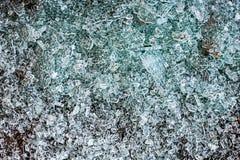 Fragments de verre photos libres de droits