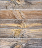 The fragments of old wood Royalty Free Stock Image