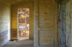 Fragmenttappningrum på drevet Royaltyfri Foto