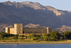 Fragocastelo at Crete island, Greece Stock Images