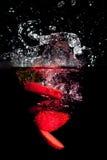 Fragola Fotografia Stock Libera da Diritti