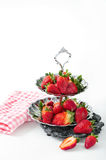 Fragola immagine stock