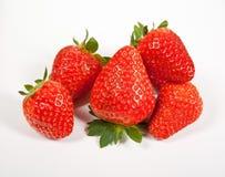 Fragola della frutta di HD Fotografia Stock