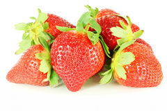 Fragola della frutta fresca Fotografie Stock Libere da Diritti