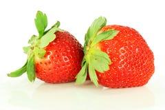 Fragola della frutta fresca Fotografia Stock Libera da Diritti