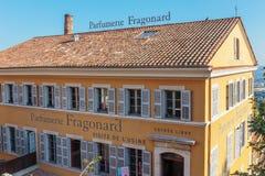 Fragonard factory building Stock Images