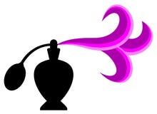 Fragrância cor-de-rosa Imagens de Stock