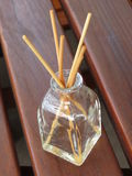 Fragrance diffuser with sticks Stock Photo