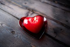 Fragrance of love Royalty Free Stock Images