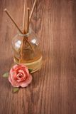 Fragrance sticks or Scent diffuser Stock Photos