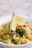 Fragrant fried rice Stock Photography