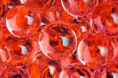Fragrant gel balls. Royalty Free Stock Images