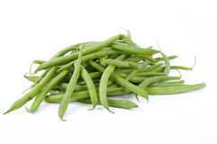 Fragrant green beans Stock Photo