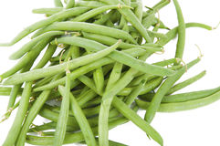 Fragrant green beans Royalty Free Stock Photography