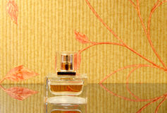 Fragrant ladies perfume vial Stock Photo