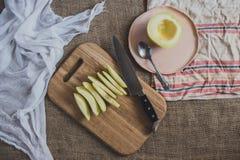 Fragrant melon Stock Photos