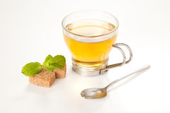 Fragrant mint teaA Stock Photography