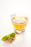 Fragrant mint teaA Stock Images