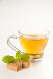 Fragrant mint teaA Stock Photos