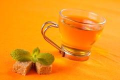 Fragrant mint teaA Stock Photography