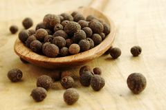 Fragrant pepper Royalty Free Stock Photography