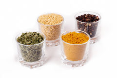 Fragrant spices Royalty Free Stock Photography