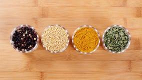 Fragrant spices Stock Photo