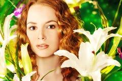 Fragranza floreale fotografia stock libera da diritti